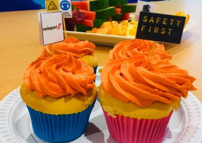 Avalon Airport cakes