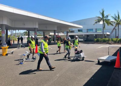 Cairns Airport Back In Business Challenge